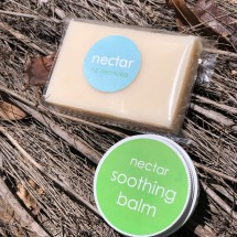 Manuka Soothing Balm 50g and Manuka Handmade Soap