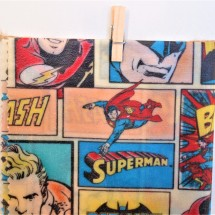 Kids' Collection Beeswax Lunch Food Wraps - SUPERHEROES Image