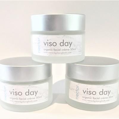 VISO Day and Night Facial Moisturiser Combo 50ml each Image