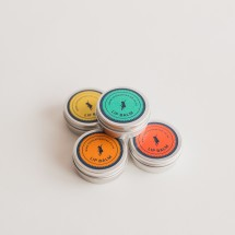 Shea Butter Lip Balm, 100% natural & made in NZ