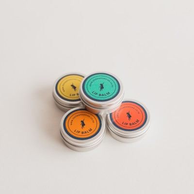 Shea Butter Lip Balm, 100% natural & made in NZ Image