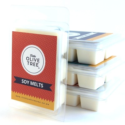 Soy Melts, made in New Zealand Image