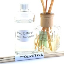 Reed Diffuser Refill Kit, made in New Zealand