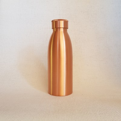 Copper  Traditional Water Bottle 650 ml Image