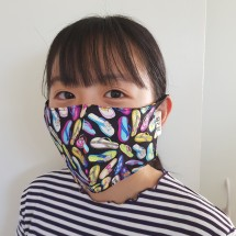 Face Mask Kiwiana