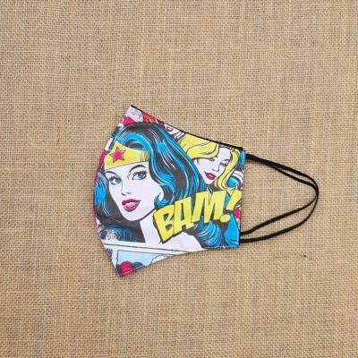 Face Mask Wonder Woman Image