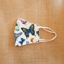 Face Mask Butterfly
