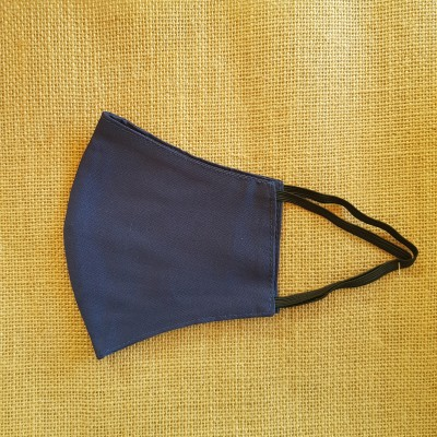 Face Mask Just Navy Image