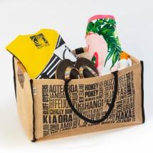 Jute Box Style Kiwana Shopper