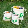Cotton produce bags set of 6 Image