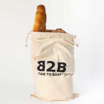 Cotton Bread Bag Image