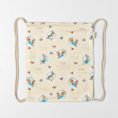 Peter Rabbit Drawstring/ Backpack Bag Image