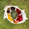 Farmers Market Bag With Pockets Image