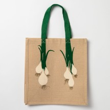 Spring Onion Jute Bag Image