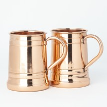 Copper  Moscow Mule Mug (Set of 2)