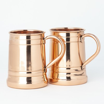 Copper  Moscow Mule Mug (Set of 2) Image