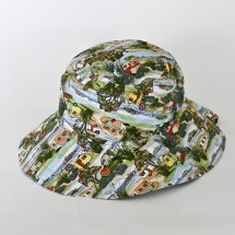 Summer Bucket  Camping Hat