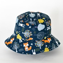 Summer Bucket Hat Woodland Friends