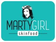 MARTYGIRL SKINFOOD Logo