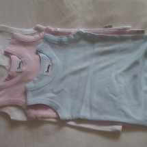 Snooky Bamboo Baby Wear Singlets Image
