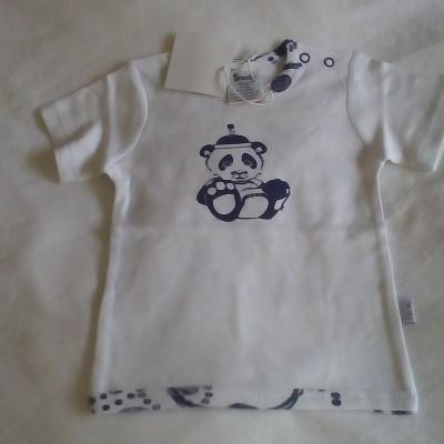 Snooky Bamboo, Panda T Shirts Image