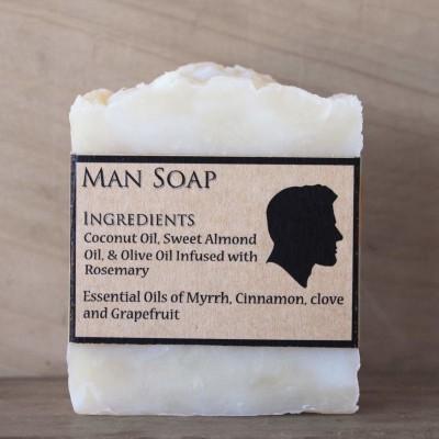 Man Soap Image