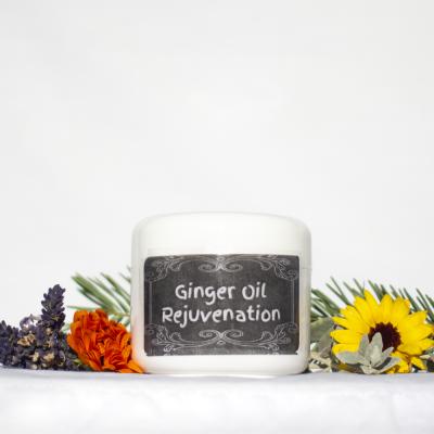 Ginger Oil Rejuvenation Image
