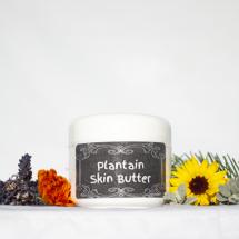 Plantain Skin Butter