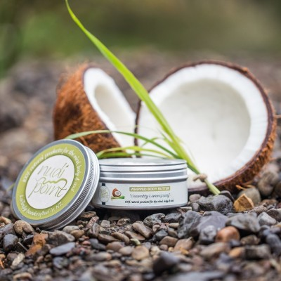 """Coco-nutty Lemon-grassy"" – Whipped Body Butter Image"