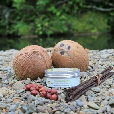 """Hazelnut & Vanilla Sundae"" – Whipped Body Butter Image"
