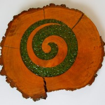 Pohutukawa Koru