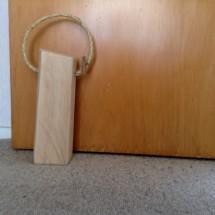 Macrocarpa Door Stop 3 Image