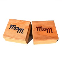 Macrocarpa Mum Jewellery Box