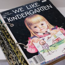 We Like Kindergarten Notebook Image