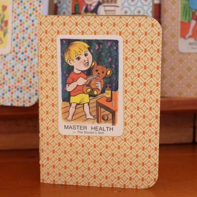 Handy Pocket Notebook -Master Health Image