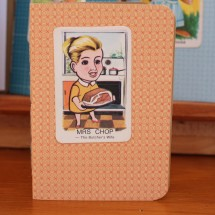 Handy Pocket Notebook - Mrs Chop