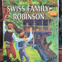 Swiss Family Robinson Refillable Notebook