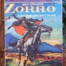 Zorro Refillable Notebook