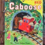 The Little Red Caboose Refillable Notebook Image