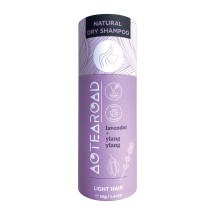 Aotearoad Natural Dry Shampoo for Light Hair 50g