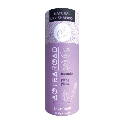 Aotearoad Natural Dry Shampoo for Light Hair 50g Image