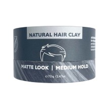 Aotearoad Natural Hair Clay - Medium Hold 70g