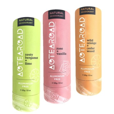 Aotearoad Natural Deodorant Value Pack – Choose Any 3 Image