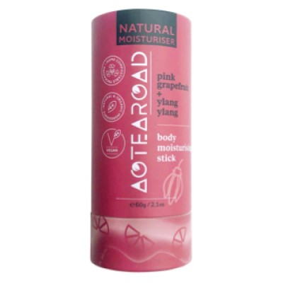 Aotearoad Moisturiser Pink Grapefruit + Ylang Ylang 60g Image