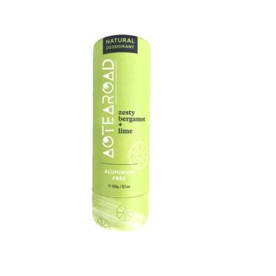 Aotearoad Natural Deo Stick Zesty Bergamot + Lime 60g Image