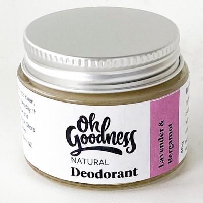 Natural deodorant Image