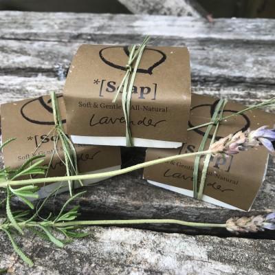 Lavender Soap by Naturally Coromandel Image