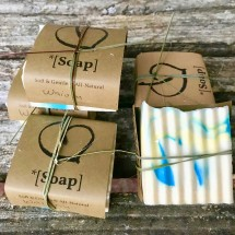 Waiomu  Soap by Naturally Coromandel