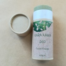 Kawakawa Sweet Orange Deodorant 100g