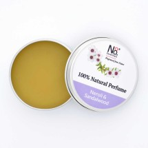 100% Natural Perfume - Neroli & Sandalwood Image